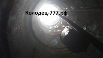 Очистка колодца в Жуковском районе
