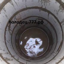 Чистка колодца в Лотошинском районе