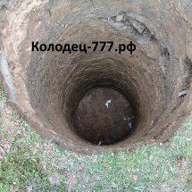 Копка колодца в Волоколамском районе