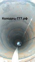Очистка колодца в Боровском районе