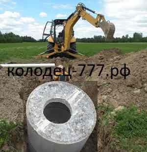 Дренаж участка в Калужской области